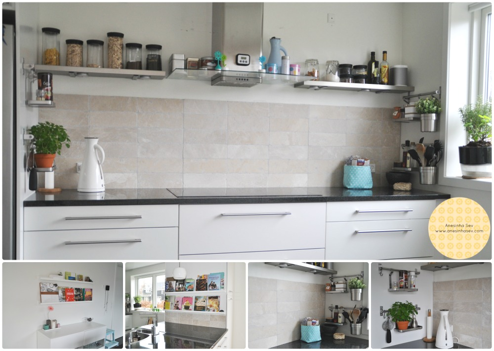 Anesinhas Køkkenrenovering