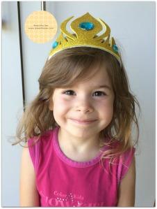 Elsa Crown Anesinha
